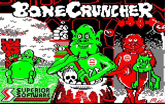 bonecruncher loading screen