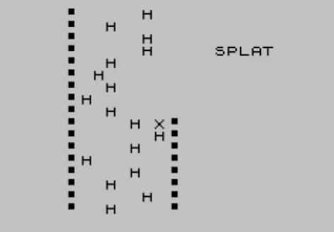 ZX81 20 Motorway