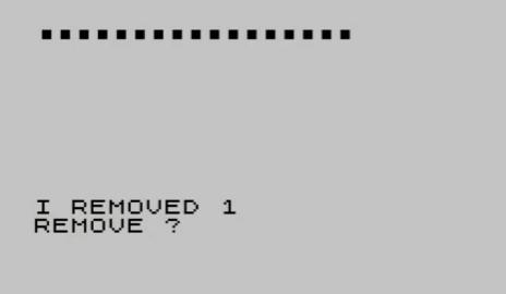 zx81 22 Nim