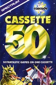 ZX Spectrum Cassette 50 cover